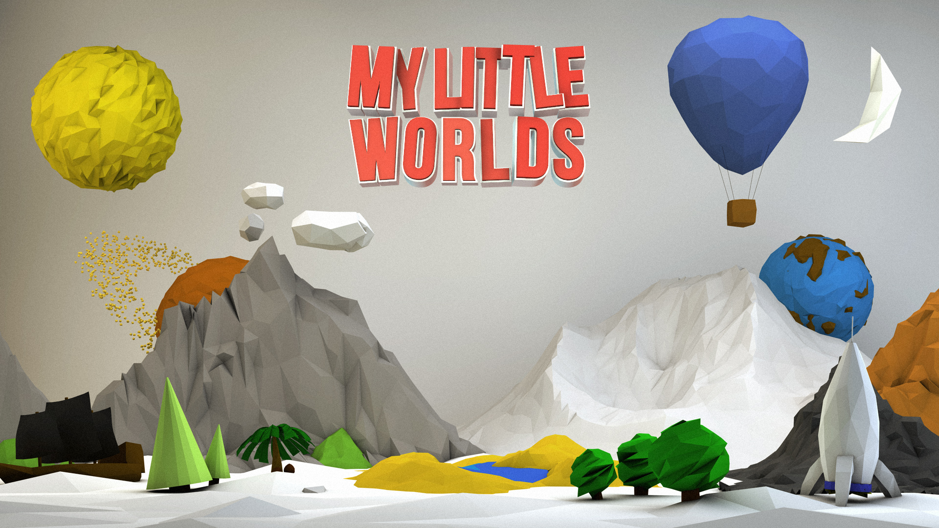 My little worlds