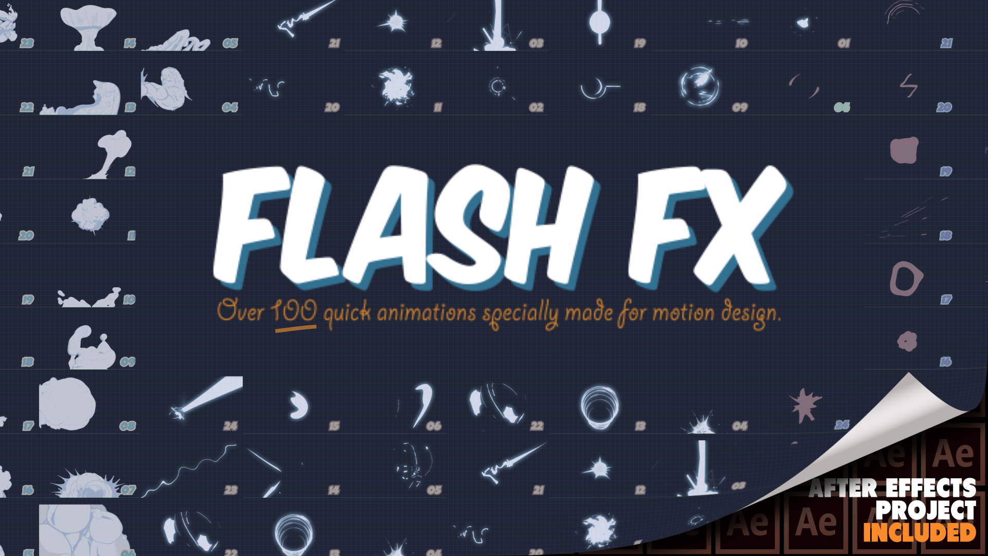 Flash FX - Animations Package
