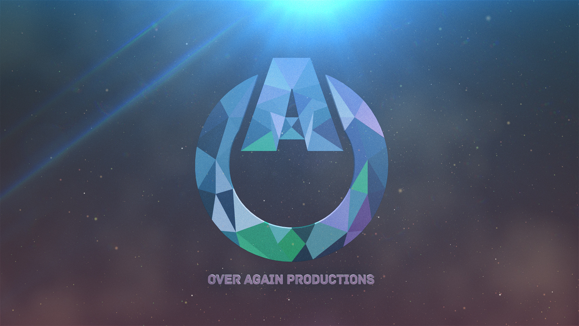 Over Again Productions - Logo reveal / Bumper